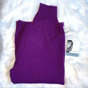 NWT-100% Cashmere Sweater
